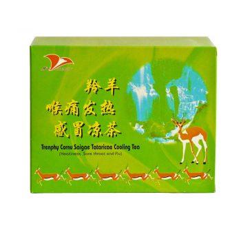 Trenphy Cornu Saigae Tataricae Cooling Tea | Li Ta Shen Medical Trader